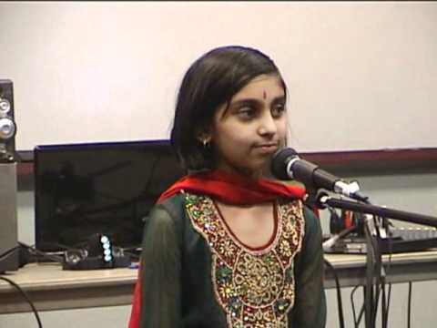 Megha Sings Mukunda Mukunda At Swar Vihar 2011