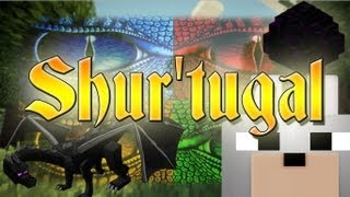 Minecraft Mods - Shur&#039;tugal 1.4.7 Review and Tutorial (Dragon Rider!)