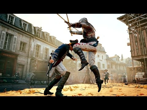 Assassin's Creed Unity Co Op Jacobin Raid & Moving Mirabeau Ultra GTX 970