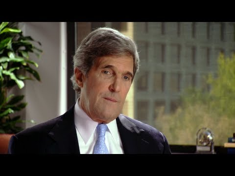 Senator John Kerry: People Who Know Mitt Romney the Best Trust Him the Least