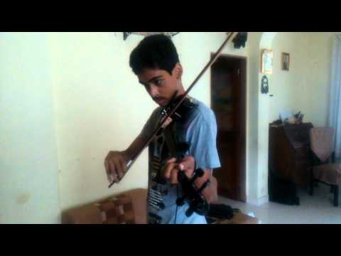 Blank Space - Taylor Swift - Electric Violin Cover