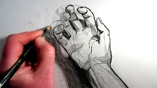 How to Draw Hands: Five Quick Sketches