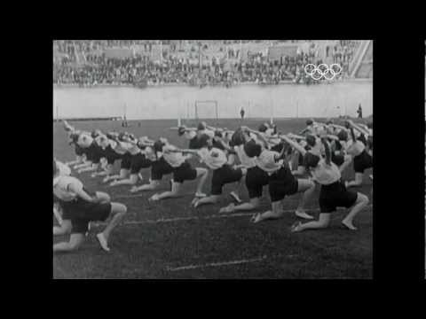 Highlights as The Netherlands win one of its most stirring Gold medals during the 1928 Olympic Games on their home soil of Amsterdam. The rigid, structured n...