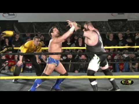 CZW: The Great Lollipop Battle of Voorhees (Ryan/Excellent from CZW's 15th Anniversary)