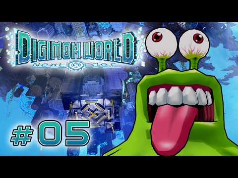 Digimon World: Next Order - Lets Play Part #05 【 Deutsch / German 】 - Numemon hat Hunger