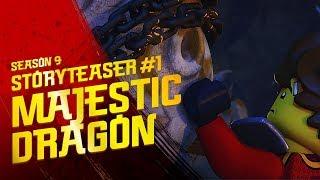 The Majestic Dragons - LEGO Ninjago - Season 9 - Hunted Teaser 1