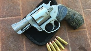 Firearm Friday: Charter Arms .357 Magnum \