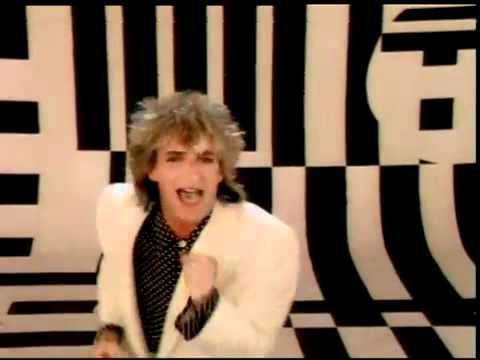Rod Stewart -  Some Guys Have All The Luck   HD