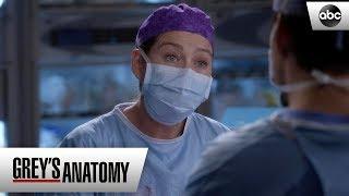 Meredith Sets a Record - Grey's Anatomy Season 15 Episode 14