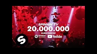 download musica 20 Million subscribers on Spinnin TV Thank YOU for your support ❤️
