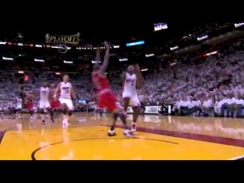 Playoffs - Miami Heat vs Chicago Bulls - Eastern Conference Finals Game 4 - 25\05\2011