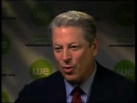 Al Gore Interview Part 1