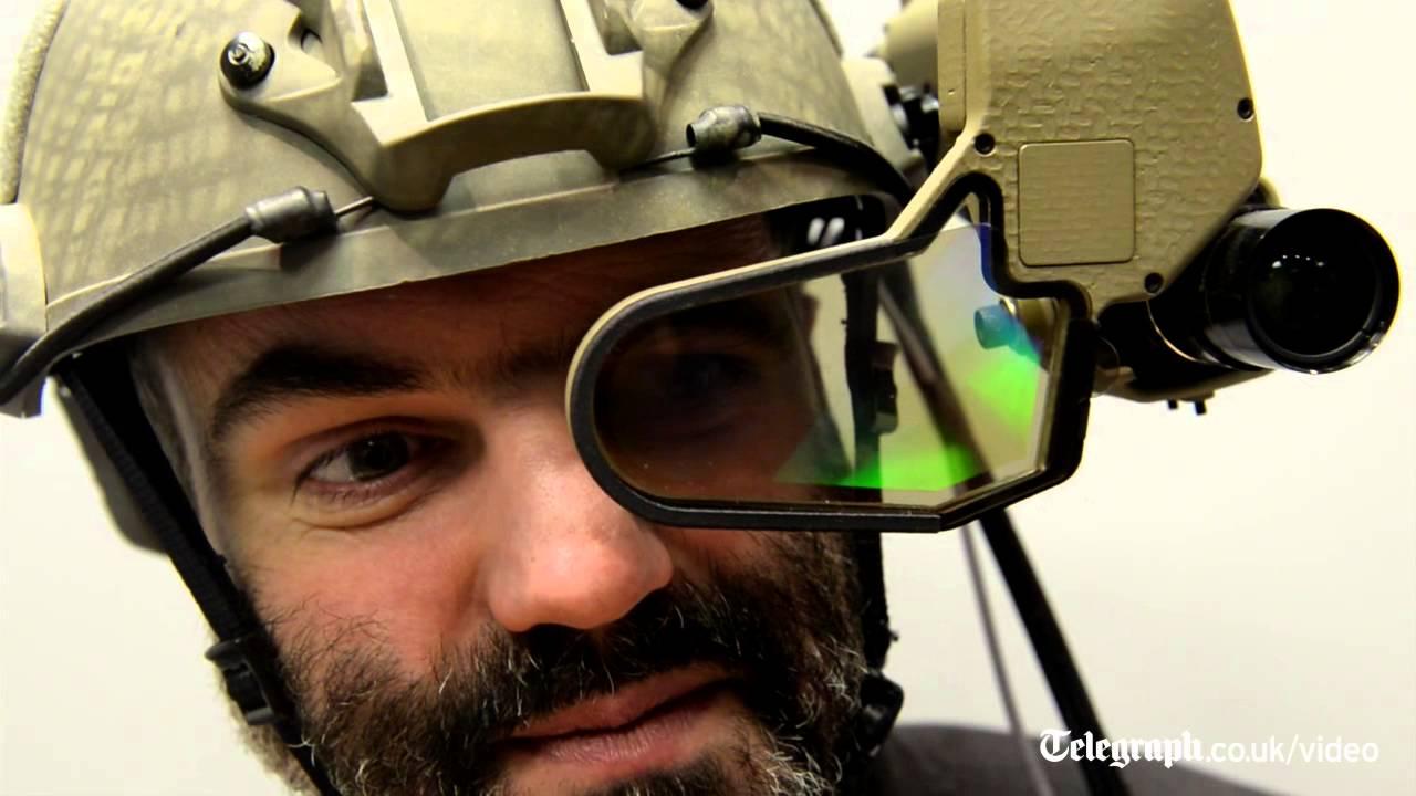Bae Systems Launches High Tech Iron Man Helmet Youtube