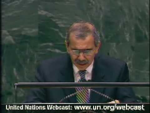 Nawaf Salam, Ambassador of Lebanon to the UN on Security Council Reform