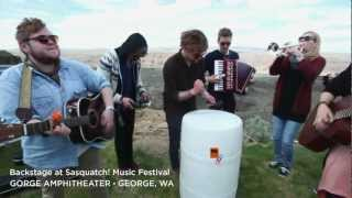 Of Monsters And Men Npr Music Field Recordings