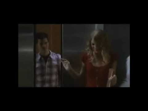 Taylor Lautner & Taylor Swift - All Scenes from Valentine's Day