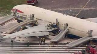 BA038 777 Crash ATC Recording