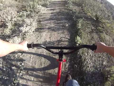 gopro downhill bmx