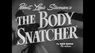 The Body Snatcher (1945) - Official Trailer
