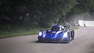 Praga R1R amazing sound and crazy backfire!