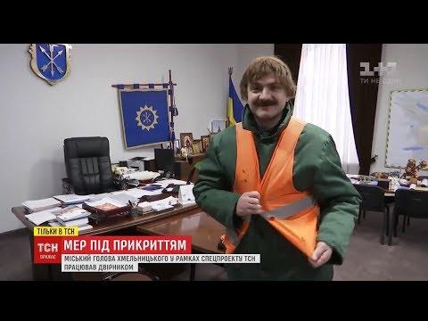 Як міський голова Хмельницького Олександр Симчишин двірником став