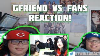 Gfriend Vs Fans Reaction!