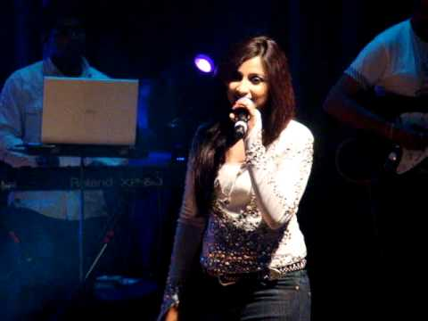 Sherya Ghosal LIVE in London Jao Pakhi Bolo