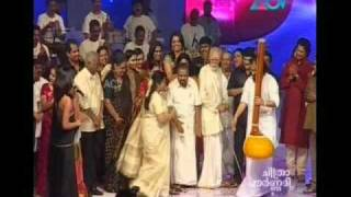 Chitrapournami -- Felicitating singer Chitra! -- Part 3