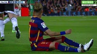 Neymar vs Valencia Home 1080i (17/04/16) By FutSoccerHD