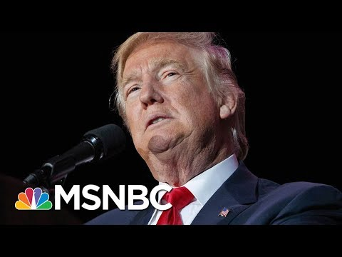 President Trump Tweets About 'Coming Arms Race,' Says Russia 'Can Help' | Velshi & Ruhle | MSNBC