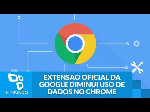 Extens O Oficial Da Google Diminui Uso De Dados Navegando