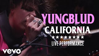 "YUNGBLUD - ""California"" Live Performance 