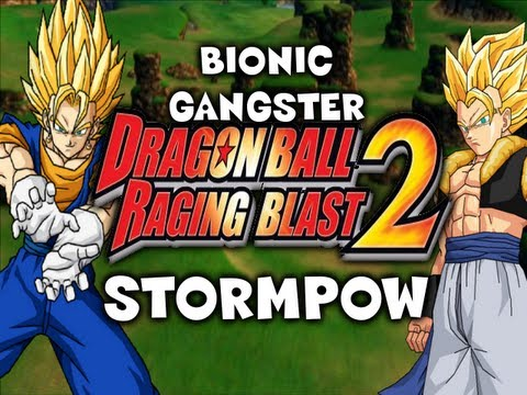 DragonBall Raging Blast 2: Gogeta VS Vegito (Online Match w/ BionicGangster) [Playing With Subs]