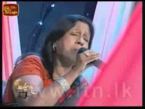 Samanala Renak Se - Milton Mallawarchchi & Indrani Perera video