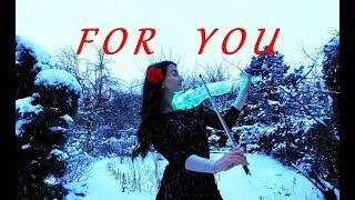 Download Lagu Liam Payne & Rita Ora - For You (electric violin cover) Gratis STAFABAND