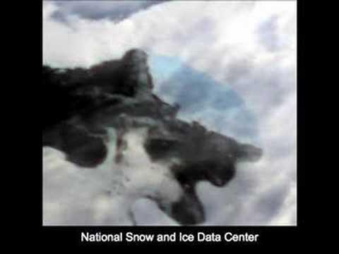 Antarctic Ice Shelf Disintegration Underscores a Warming World