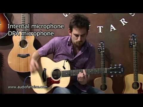 TAYLOR GS MINI video demo [Musikmesse 2011]