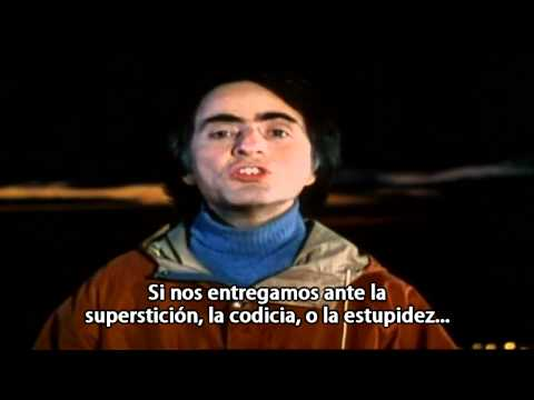 Un oportuno mensaje de Carl Sagan para la Humanidad