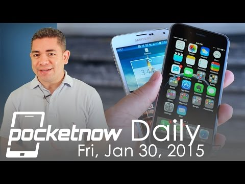 Apple and Samsung tied, Microsoft + Cyanogen, LG G4 & more - Pocketnow Daily