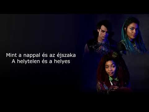Descendants 3 - Break This Down (hungarian/magyar)