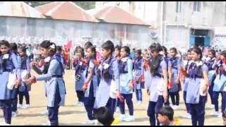 Bangladesh School Girls dance performance