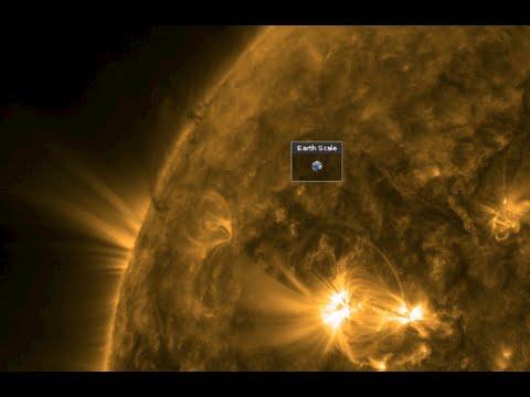 Earth-Facing Quiet, Solar Pole Flip, Quake Factor Analysis   S0 News January 24, 2015