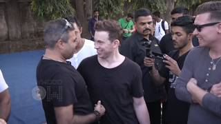 Hardwell Meets Fans, Children In India | United We Are | Magic Bus