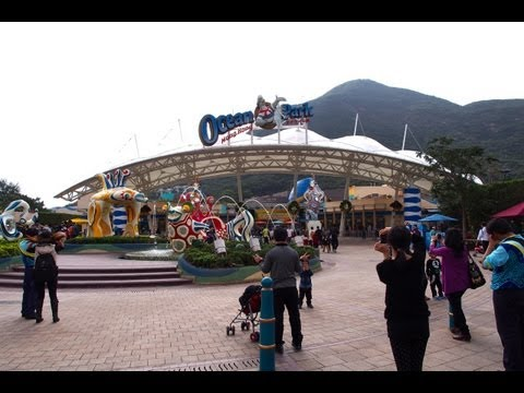 Ocean Park Hong Kong Adventure