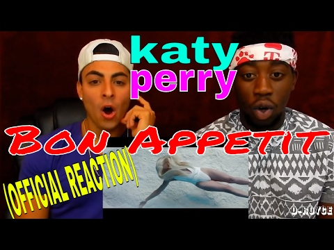 Katy Perry - Bon Appetit ft. Migos (OFFICIAL REACTION)