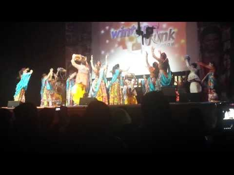 Shiamak Winter Funk 2013 -london- Dholi Taro Dhol Baaje nagada Sang Dhol Medley video