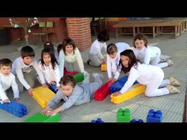 Lipdub. Escola El Rodonell. Cor