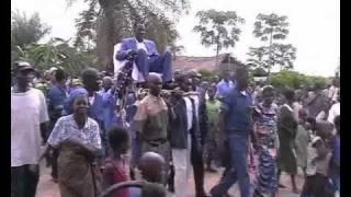 Evènement à Kabalo: Mukungubila visite la terre de ses ancêtres