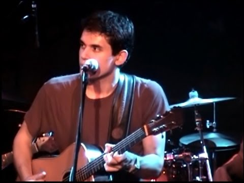 John Mayer - Oct 10th, 2001 - [Full Show / First Time Converted] - The Troubadour - Los Angeles