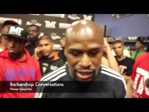 Floyd Mayweather implies McGregor fight will be either Boxing or MMA| lost 50k bet|